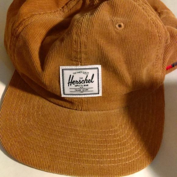 Herschel Supply Company Other - Herschel Supply Co. Corduroy Albert Cap